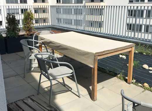 Wohnung mit Dachterrasse, sehr gute Lage (Mitte / Kreuzberg)