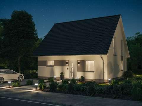 Preiswert Bauen und großzügig Wohnen mit Elbe-Haus ...