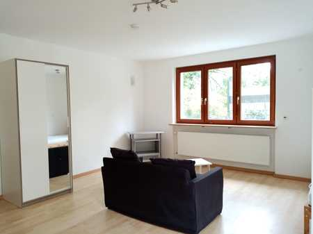 Möblierte 1-Zimmer-Wohnung mit EBK in Parsdorf an WE Heimfahrer/in in Vaterstetten