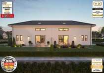 Bauen Sie eine Doppelhaushälfte in