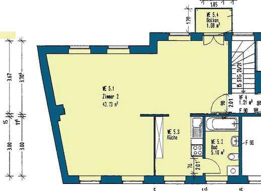 loft wohnung brandenburg an der havel immobilienscout24. Black Bedroom Furniture Sets. Home Design Ideas