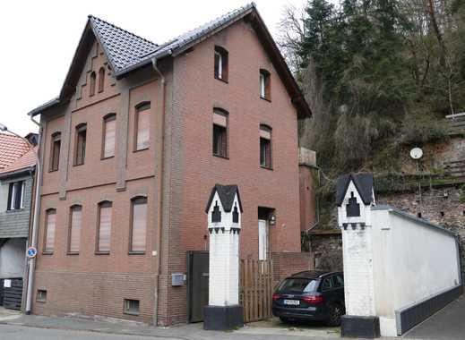 Teilsaniertes Mehrgenerationenhaus im Nationalpark Eifel