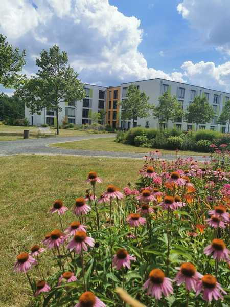 FLEXI-Wohnen top modernes Appartement möbliert für Berufstätige/Pendler in Bertelsdorf (Coburg)