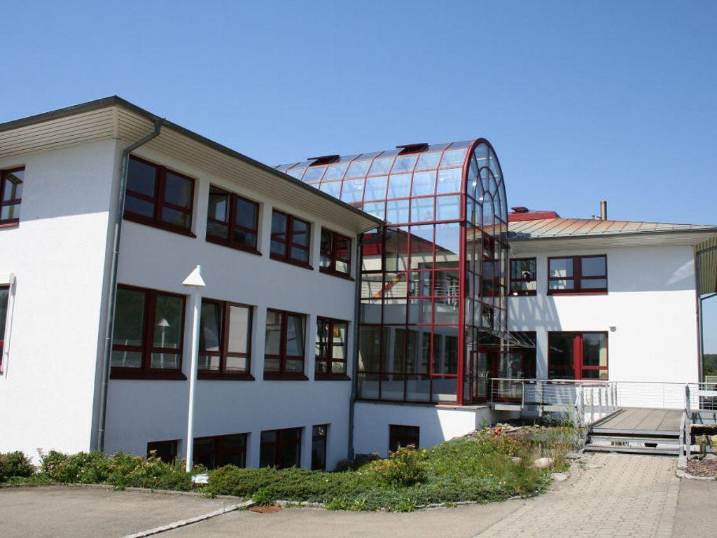 Gebäude Hof- und Eingangsan...