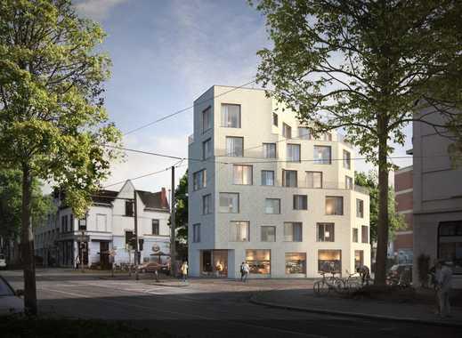 """Lichtdurchflutete Penthouse Wohnung mit großer Dachterrasse im modernen Neubau """"Hulsbergspitze"""""""