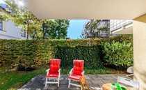 Exklusive gepflegte 3-Zimmer-Terrassenwohnung mit Einbauküche