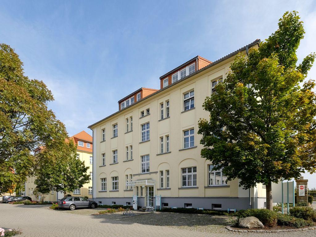 Gebäude 70 SW-Ansicht