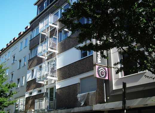 Moderne Wohnung in der City