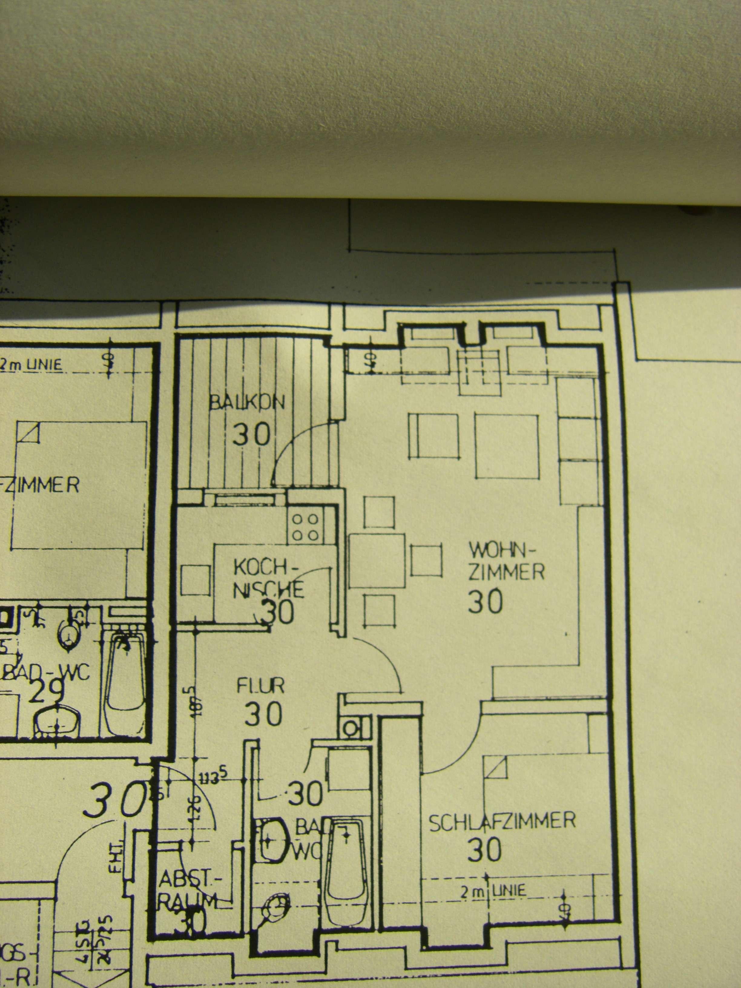 Schöne zwei Zimmer Wohnung in Landshut, Peter u. Paul
