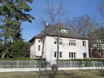 Frohnau ruhige Wohnlage 30ger-Jahre-Villa Parkett