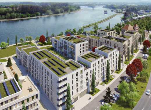 Lebensqualität in allen Facetten! Moderne 3-Zimmer-Wohnung auf ca. 94 m² mit Balkon