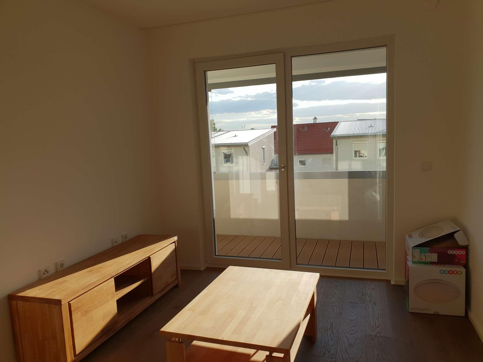 Brandneue, möblierte Wohnung in Markt Schwaben, in direkter Nähe zur S-Bahn