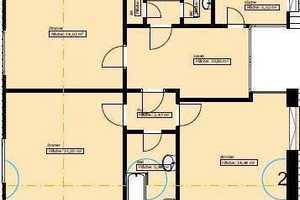 4 Zimmer Wohnung in Zweibrücken