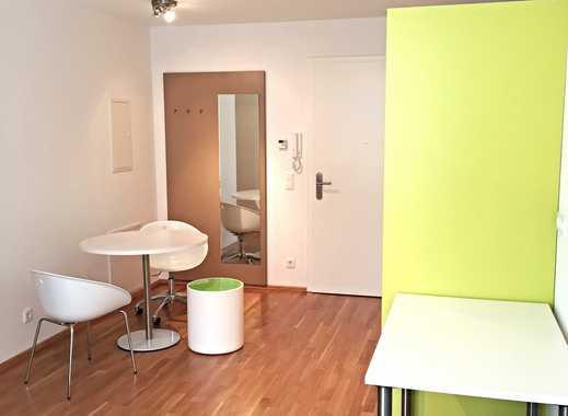 Möbliertes Studenten-Apartment mit Terrasse