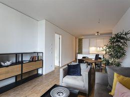 Musterwohnung Wohnzimmer 4