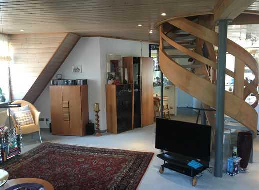 Gepflegte 4-Zimmer-Maisonette-Wohnung mit Balkon und EBK in Gotha (Kreis)
