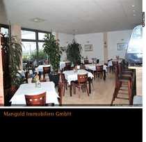 Top ausgestattetes Restaurant in frequentierter