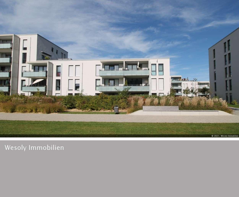 Sonnige 2-Zimmerwohnung mit Einbauküche, Südterrasse und Privatgarten in Perlach (München)
