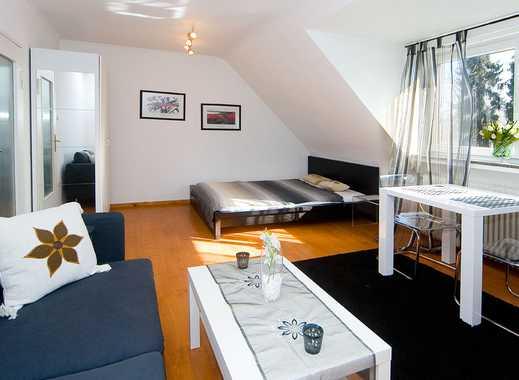 Möbliertes Apartment in Wittlaer - ideal für Wochenendpendler oder Singles ***Top-Zustand***