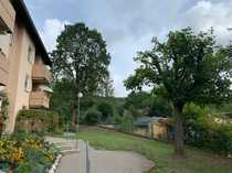 Gepflegte 2-Zimmer Wohnung in Rödental -