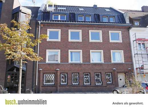 *FAMILIENNEST* Modernisierte 4 Raum Wohnung in Golzheim!