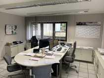Attraktive Büroräume mit modernem Inventar