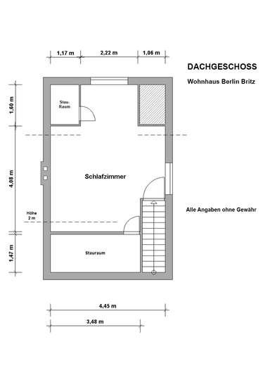 Gemütliches Siedlungshaus in Berlin-Britz, nahe dem Britzer Garten - Bild 26