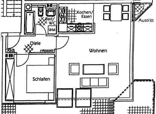 L.-Leutzsch Villenviertel, reizende 2 Zi.-Whg. im DG eines kleinen Stadthauses in sehr ruhiger Lage!