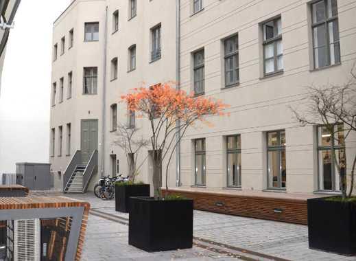 moderne & großzügige 3-Zimmerwohnung mit Balkon am Hackeschen Markt