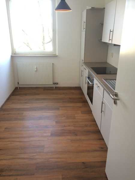 Renovierte Wohnung mit Balkon und Einbauküche in Neuburg a. d. Donau in Neuburg an der Donau
