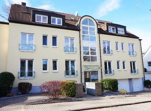 Der Frühling kann kommen - Schicke Erdgeschosswohnung mit Terrasse und Garten in Essen-Bredeney!