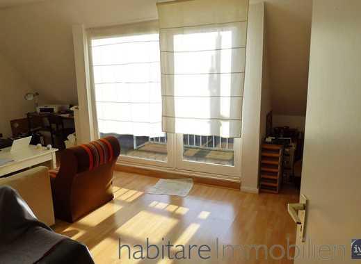 Tolles Terrassen-DG mit modernem Grundriss + Wohnküche zur Sonnenseite!