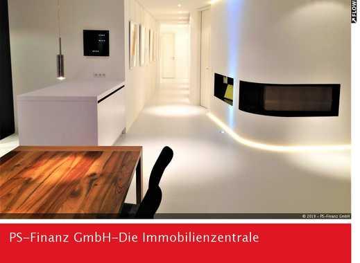 VOM FEINSTEN! - 183 m²-LUXUS-Whg. IN BEGEHRTER LAGE IN ULM ZU VERMIETEN!