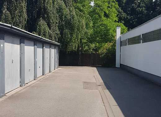 Gepflegte Garage in Köln-Ehrenfeld