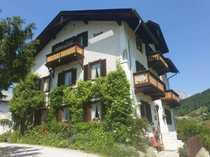 EG Wohnung in Berchtesgaden