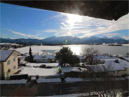 Wohnung zur Miete in herrlicher Aussichtslage Füssen - Hopfen - Ostallgäu in Füssen