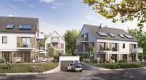 Luxus Doppelhaushälfte mit Garten unmittelbar