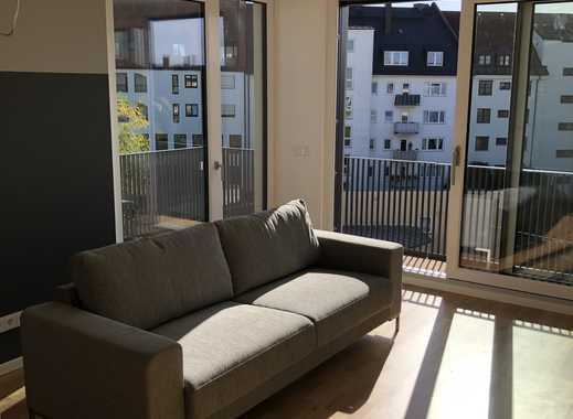NEUBAU 1,5-Zimmer - möblierter Wohntraum in München-Neuhausen