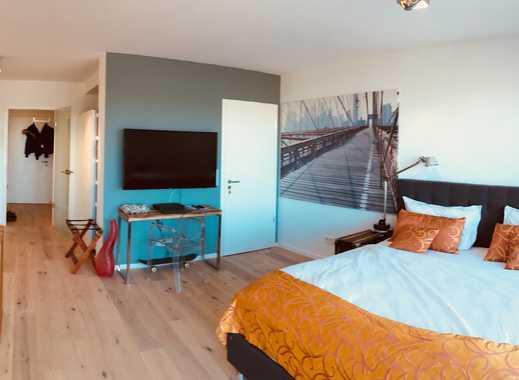 PORTUS 21 Erstbezug mit EBK und Balkon: exklusive 1-Zimmer-Wohnung in Bremen