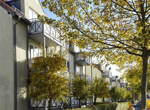 DI - schöne 4-Zimmer-Wohnung mit Balkon in Potsdam Bornim