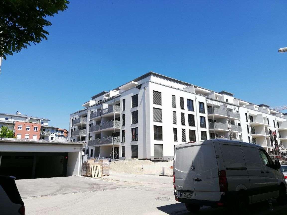 Freising-Lerchenfeld, Erstbezug Exclusive 2-Zimmer-Wohnung in Freising