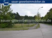 Bild 3.170 m² Gewerbegrundstück an der B109 in Basdorf