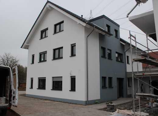 Neubau Eigentumswohungen; 1.Obergeschoss mit Balkon in Ramstein-Miesenbach zu verkaufen; Hofhaus