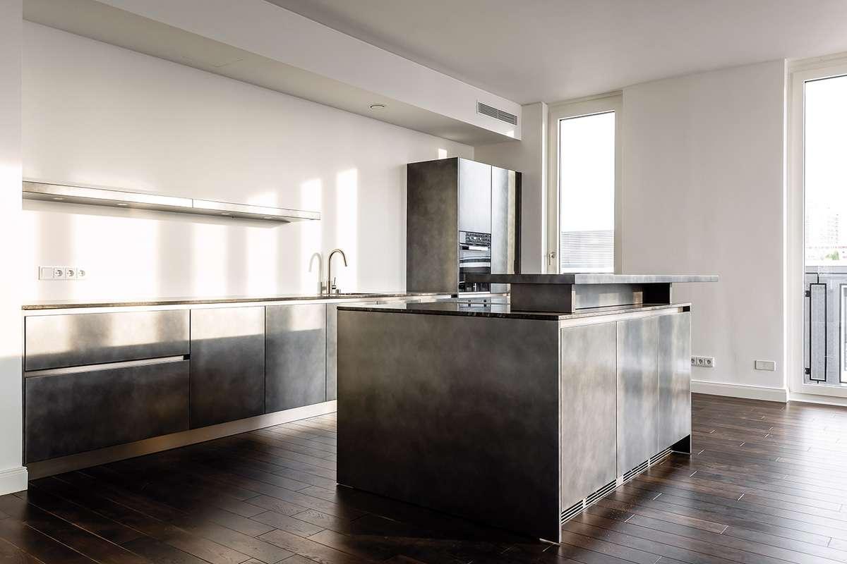 Küchenperspektive