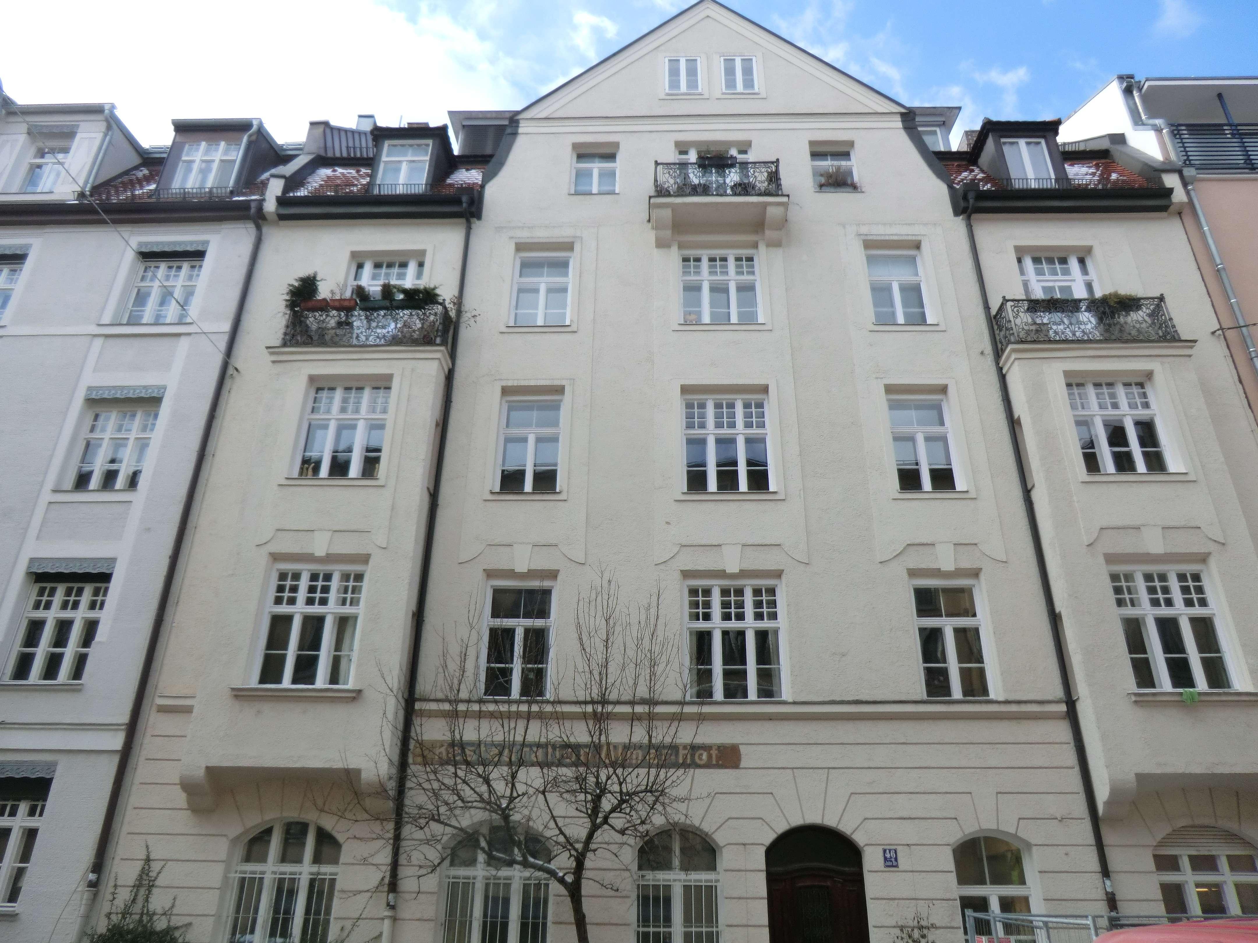 Traumhaft sanierte Altbauwohnung im Glockenbachviertel in Ludwigsvorstadt-Isarvorstadt (München)