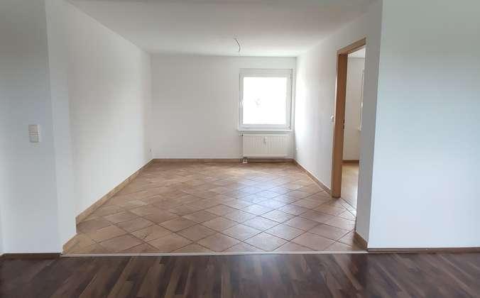 Wohnzimmer Richtung Esszimmer