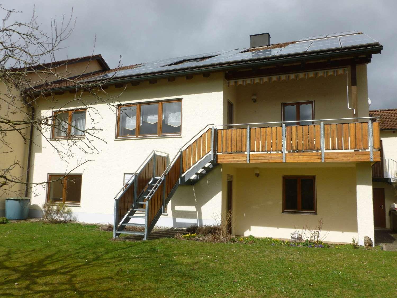 Schöne, geräumige zwei Zimmer Wohnung in Eichstätt-Landershofen