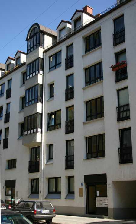 Sehr ruhige, komplett renovierte Wohnung in der Reitmorstrasse (Lehel) in Lehel (München)