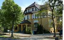 Besondere Altbauwohnung mit großer Dachterrasse in beeindruckender Villa in Wolfen