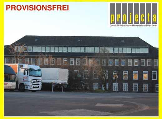 PROVISIONSFREI direkt vom Eigentümer 1.500m² Büroflächen ab 5,90€/m² + 30.850m² Freifläche + Lager